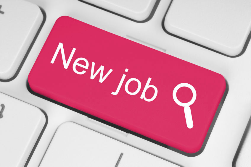 Find a new job with our recruitment agency online